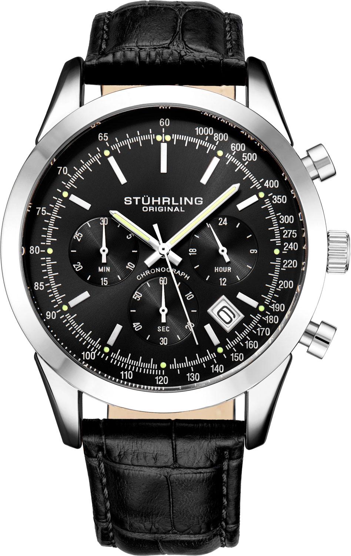 цена Мужские часы Stuhrling 3975L.1 онлайн в 2017 году