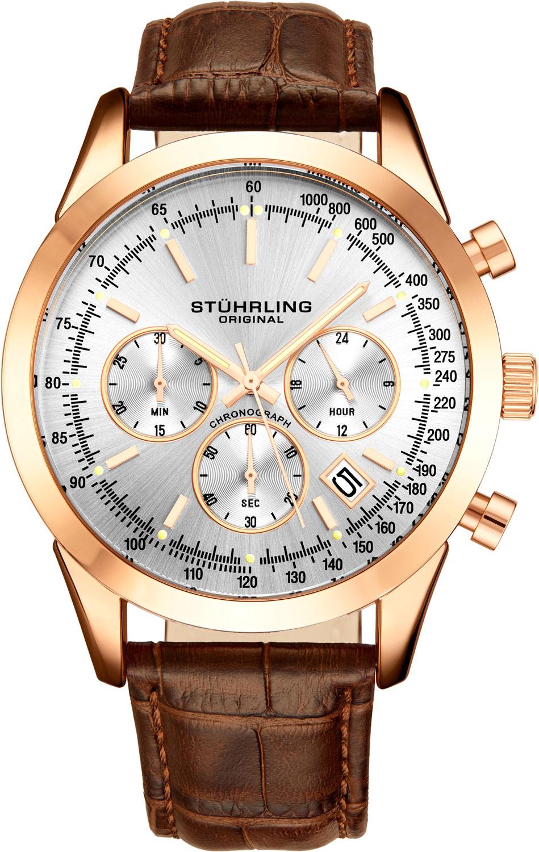 Мужские часы Stuhrling 3975L.6 stuhrling 454 33152 page 6