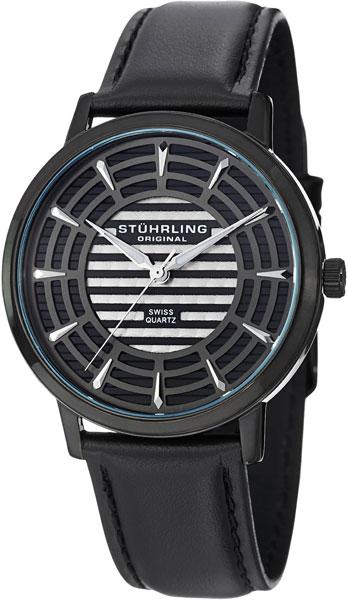 Мужские часы Stuhrling 398.33551 дизайн панков турецкий браслеты для глаз для мужчин женщины новая мода браслет женский сова кожаный браслет камень