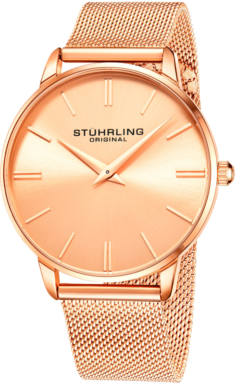 цена Мужские часы Stuhrling 3998.7 онлайн в 2017 году