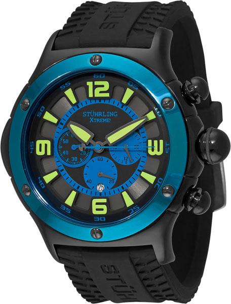 цена Мужские часы Stuhrling 3CR.335689 онлайн в 2017 году