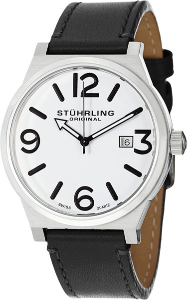 цена Мужские часы Stuhrling 454.33152 онлайн в 2017 году