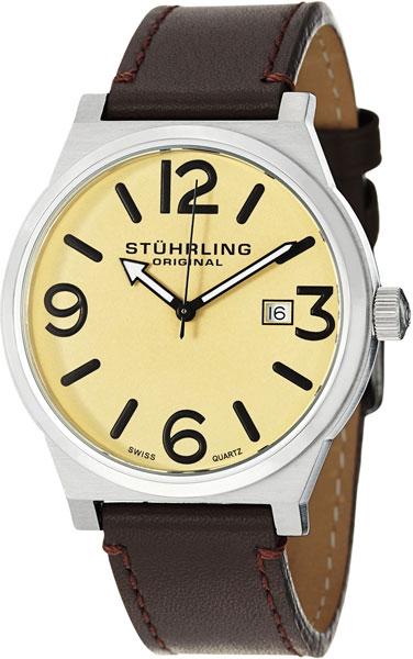 Мужские часы Stuhrling 454.3315K15 мужские часы stuhrling 572 03