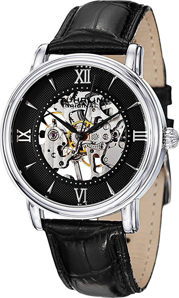 цена Мужские часы Stuhrling 458G2.33151Set онлайн в 2017 году