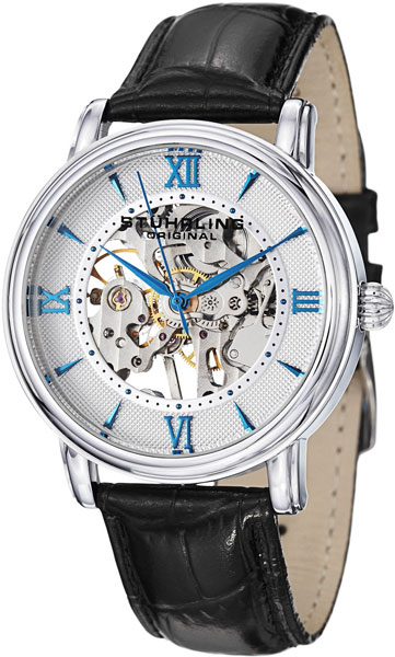 Мужские часы Stuhrling 458G2.33152_SET