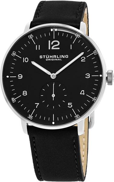 Мужские часы Stuhrling 459.02 ene мужские испанские гоночные наручные часы ene 10992