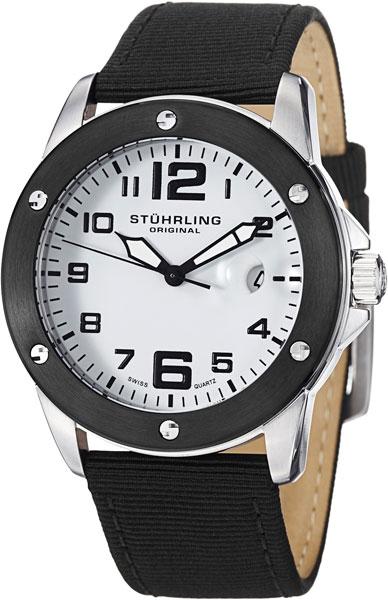 цена Мужские часы Stuhrling 463.33DBO2 онлайн в 2017 году