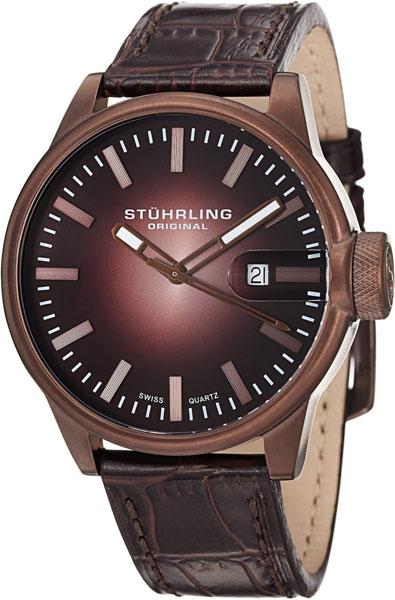 цена Мужские часы Stuhrling 468.3365K59 онлайн в 2017 году