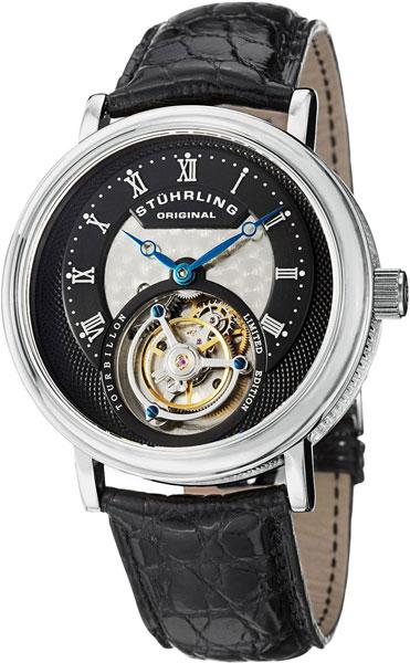 цена Мужские часы Stuhrling 502.331X1 онлайн в 2017 году
