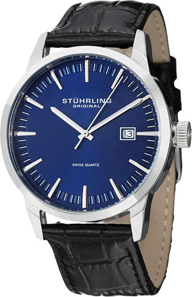 цена Мужские часы Stuhrling 555A.04.SET онлайн в 2017 году