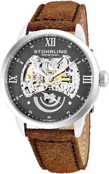 Мужские часы Stuhrling 574B.03 мужские часы stuhrling 572 03