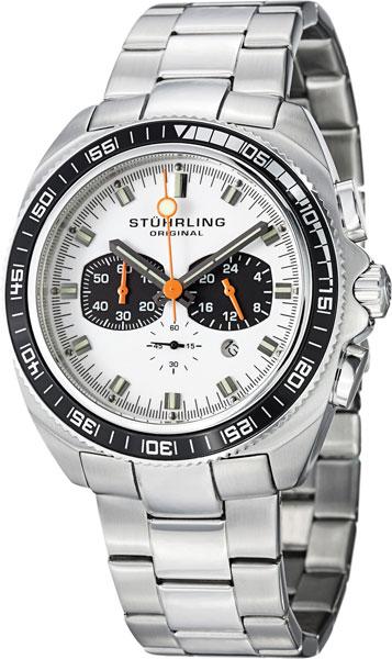 Мужские часы Stuhrling 586B.01 stuhrling 356 01