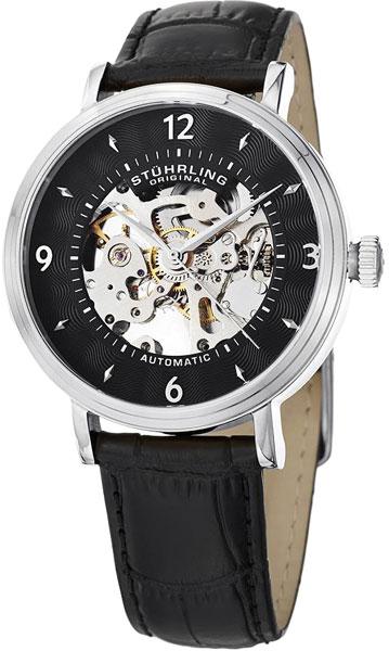 цена Мужские часы Stuhrling 647.SET.01 онлайн в 2017 году