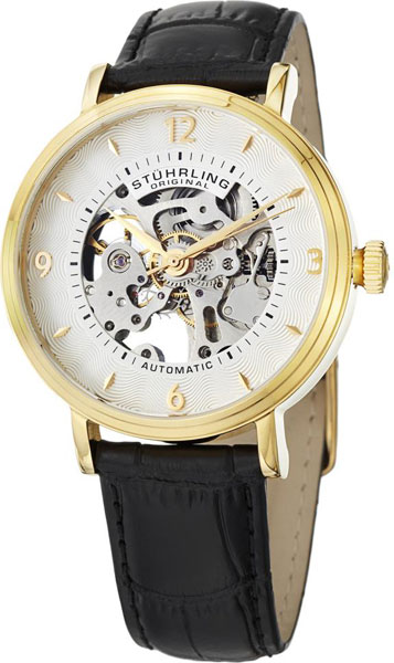 цена  Мужские часы Stuhrling 647.SET.02  онлайн в 2017 году