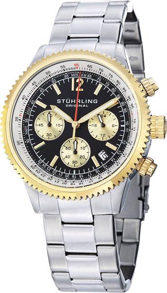 Мужские часы Stuhrling 669B.04 цена и фото