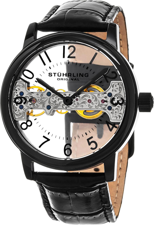 лучшая цена Мужские часы Stuhrling 680.01