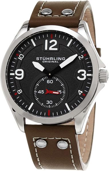 Мужские часы Stuhrling 684.01 мужские часы stuhrling 3997 3