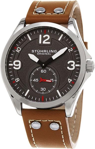 Мужские часы Stuhrling 684.02 мужские часы stuhrling 3970 3