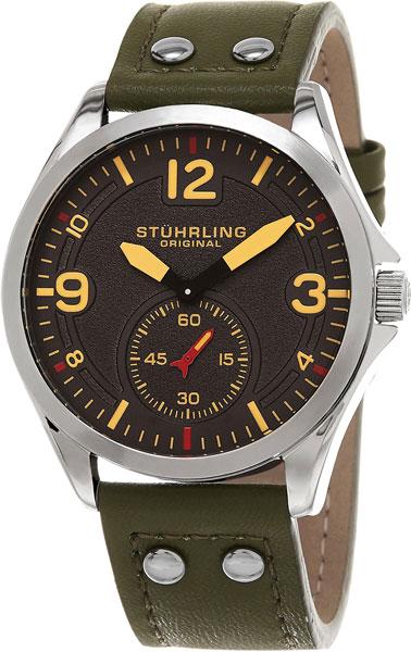 Мужские часы Stuhrling 684.03 мужские часы stuhrling 3997 3