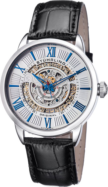 Мужские часы Stuhrling 696.01 мужские часы stuhrling 342 335p1