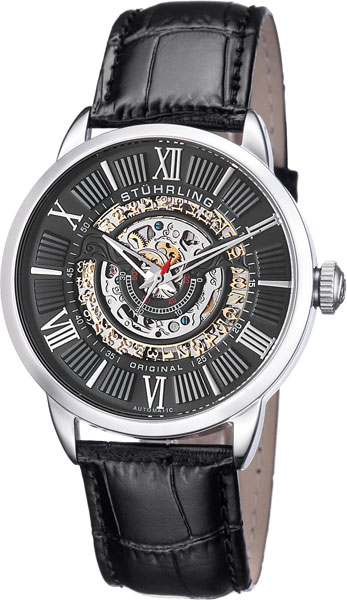 Мужские часы Stuhrling 696.02 мужские часы stuhrling 3970 3