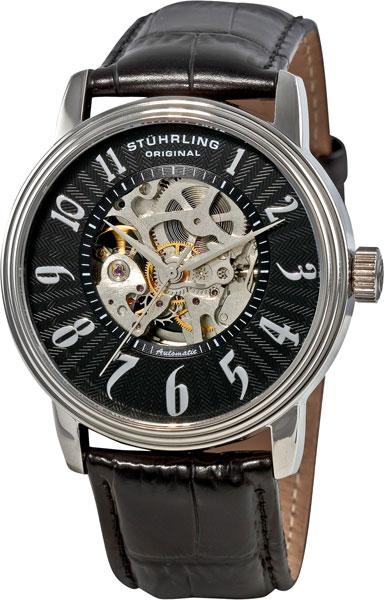 Мужские часы Stuhrling 707G.33151 stuhrling 107d 33151 page 8