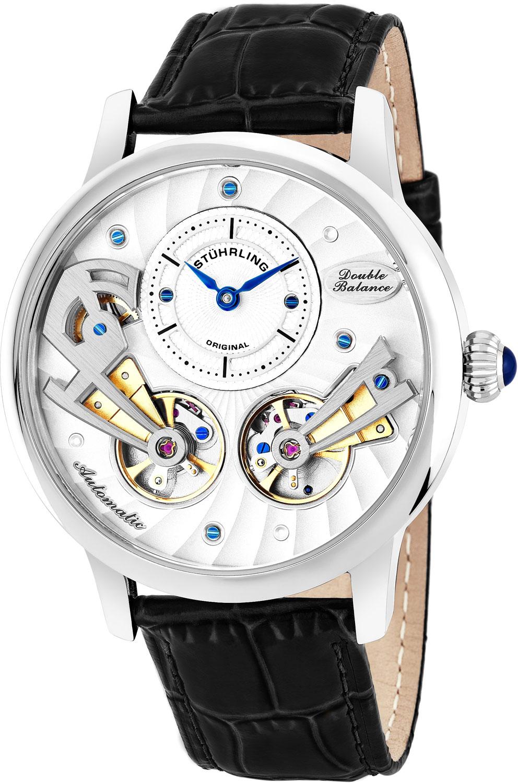 цена Мужские часы Stuhrling 740.01 онлайн в 2017 году