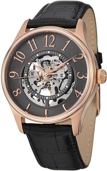 Мужские часы Stuhrling 746L.04 купить электрическая шашлычница серии st 746