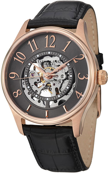 Мужские часы Stuhrling 746L.04 мужские часы stuhrling 746l set 01