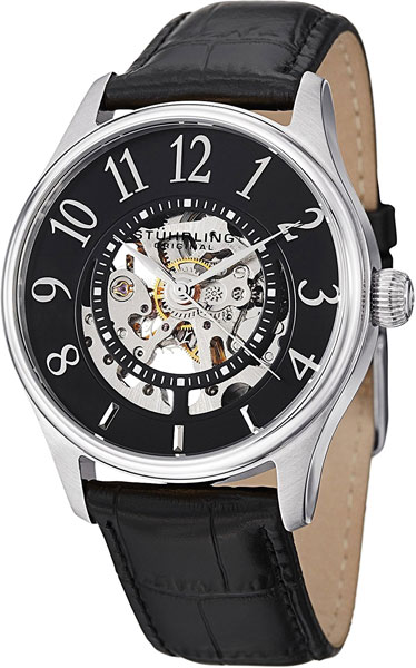 Мужские часы Stuhrling 746L.SET.02 мужские часы stuhrling 916 02
