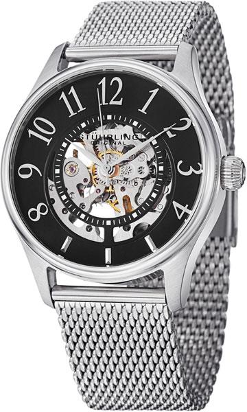 Мужские часы Stuhrling 746M.02 купить электрическая шашлычница серии st 746