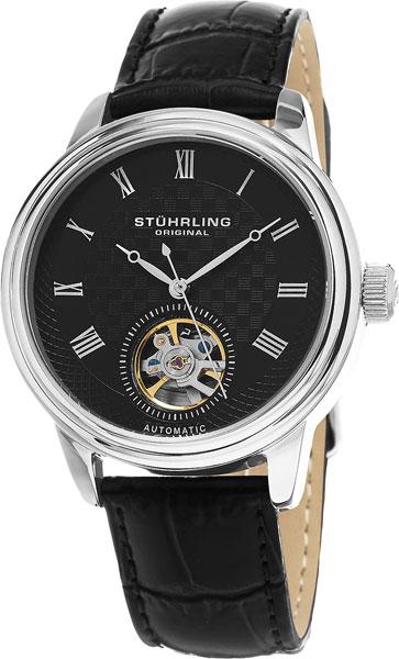 Мужские часы Stuhrling 780.02 головоломка мишка 90114