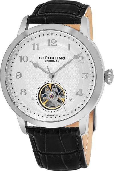 Мужские часы Stuhrling 781.01 головоломка мишка 90114