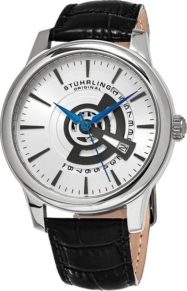 Мужские часы Stuhrling 787.01 мужские часы stuhrling 3997 3