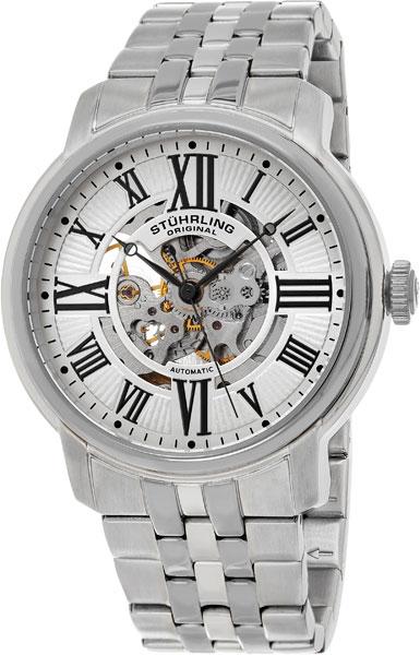 лучшая цена Мужские часы Stuhrling 812.01