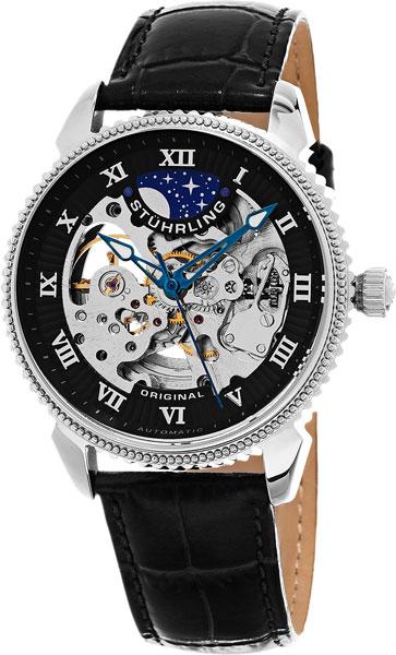Мужские часы Stuhrling 835.02 монитор lg 32ud59 b