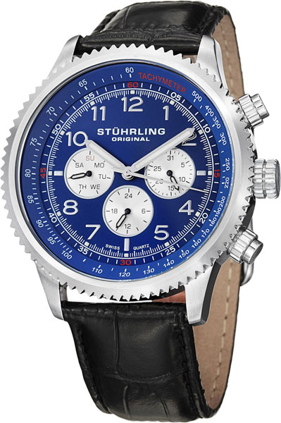 Мужские часы Stuhrling 858L.02 stuhrling 557 02