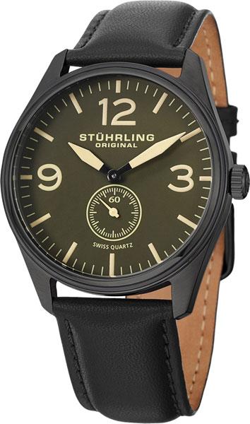 Фото - Мужские часы Stuhrling 931.02 бензиновая виброплита калибр бвп 13 5500в