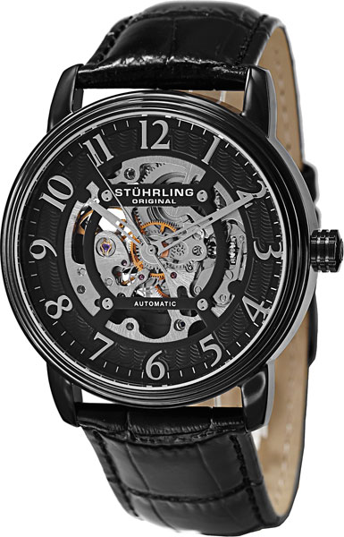 Мужские часы Stuhrling 970.04 мужские часы storm st 47362 gy
