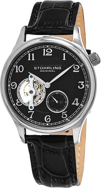 Мужские часы Stuhrling 983.02 мужские часы storm st 47362 gy