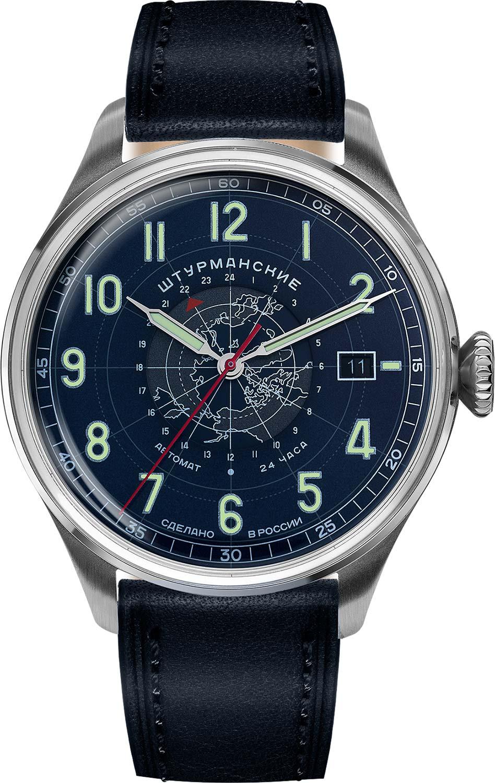 Мужские часы Штурманские 2432-6821352