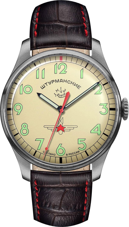 купить Мужские часы Штурманские 2609-3745128 по цене 23500 рублей