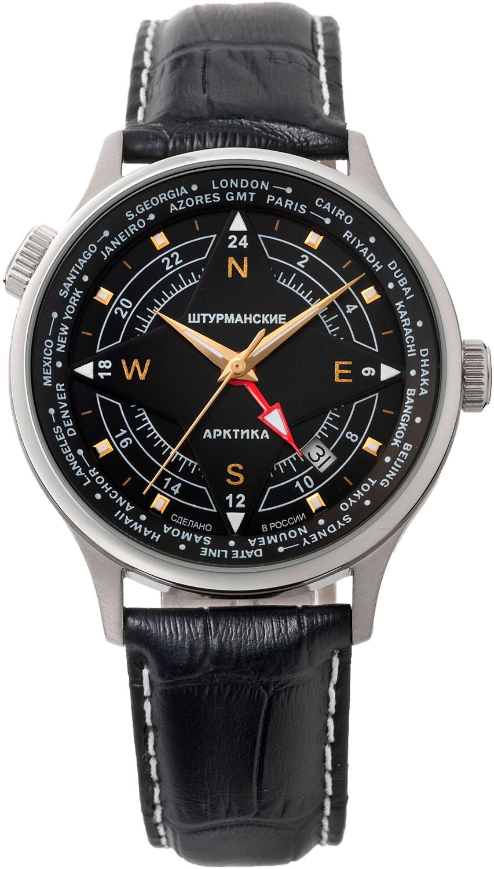 Мужские часы Штурманские 51524-3331816 штурманские северный полюс 2409 2261293