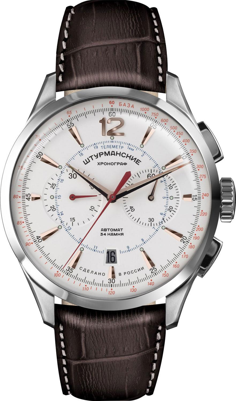 цена Мужские часы Штурманские NE86-1855018 онлайн в 2017 году