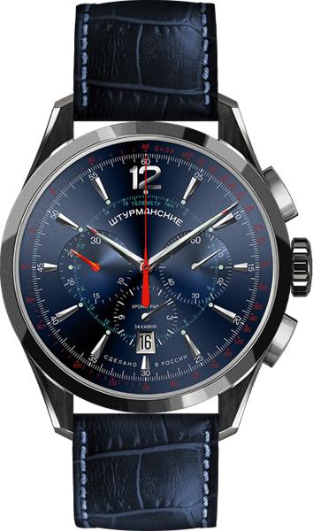 цена Мужские часы Штурманские NE88-1855555 онлайн в 2017 году