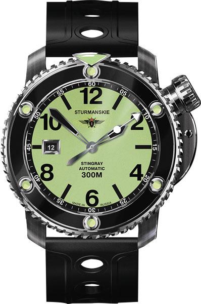 Мужские часы Штурманские NH35-1825897
