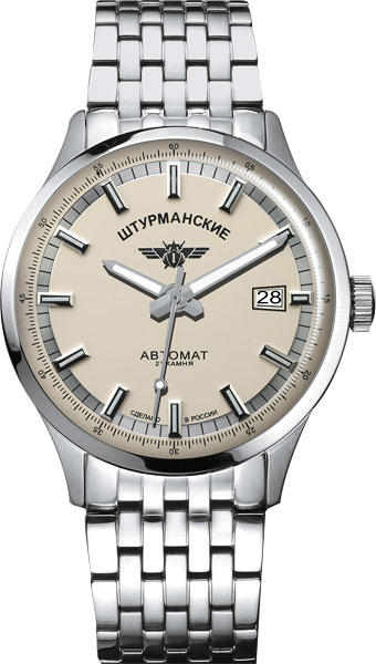 Мужские часы Штурманские NH35-1831209