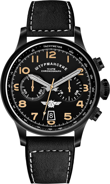 Мужские часы Штурманские VK64-3354851