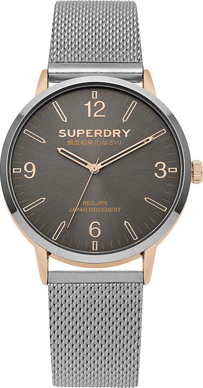 Мужские часы Superdry SYG259SM