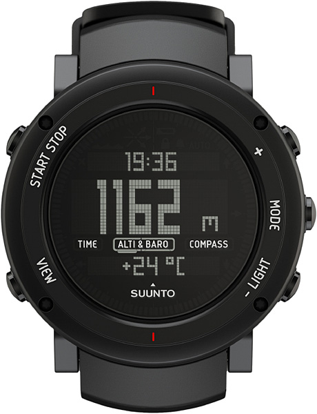 Мужские часы Suunto SS018734000 спортивные часы suunto traverse graphite ss022226000